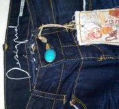 Дезигуаль джинсы Италия