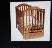 Детская кроватка Orleans