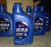 масло акпп sp4 для 6 -ступенчатых акпп
