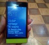 Телефон HTC 8S