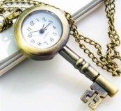 Подвеска часы