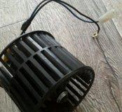 Элктрический вентилятор отопления ваз  LADA