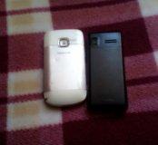 Два телефона работают нормально