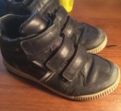 Ботинки Ecco gore Tex