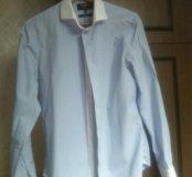 Фирменные дорогие рубашки б/у 39 размер