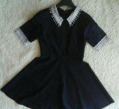 Платье(школьное)
