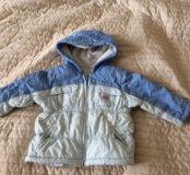 Продам курточку (весна, осень) р-р 80-86