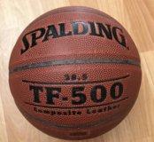 Баскетбольный мяч Spalding tf-500