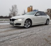 Диски BMW STYLE 392 + резина зима