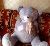 Плюшевый медведь ~80 см