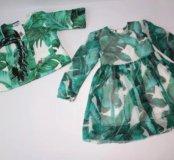 Платье и костьюм