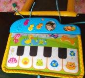 Музыкальное пианино winfan