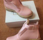 Новые ботинки Весна !