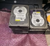 Жесткие диски 80 gb sata
