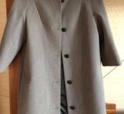 Очень стильное пальто!