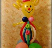 Фигурки из шаров,праздник