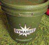 Dynamite Baits ведро с контейнером