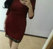 Платье отличного качества.