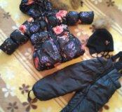 Комплект Baby Go 92+шапка+Куома22