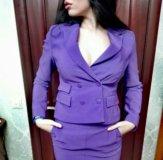 Женский офисный костюм
