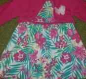 Платье 74-80