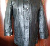 Куртка из натуральной кожи. Размер 54-56