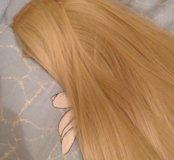 Волосы блонд пепельный