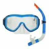 Набор для подводного плавания (маска+ трубка)
