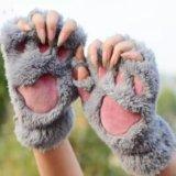🐱🐈Митенки кошачьи лапки🐈🐈