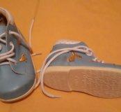 Легкие ботиночки на мальчика 20