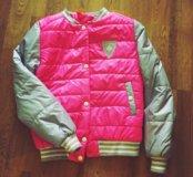 Новая куртка-бомпер
