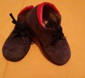 Ботиночки унисекс 21