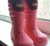 Сапоги зимние Junior