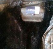 Куртка мужская кожзам. 56 р-р