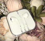 Новые оригинальные наушники от Apple
