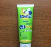 Крем против укусов комаров