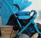 Новая прогулочная коляска Farfello