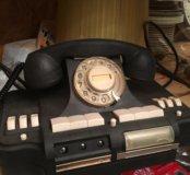 Ретро телефон кс 6. 1968 год.