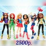 DC Super Hero Girl куклы
