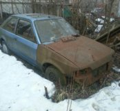 Ford escord 86 разбор