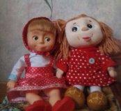 Куклы говорящие.