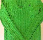 Свитер на весну Ralph Lauren