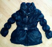 Курточка на холодную весну