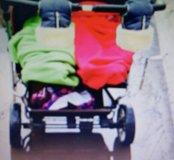 Продаю коляску для двойни