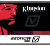 SSD Kingston 120 Gb SV300S37A рабочий