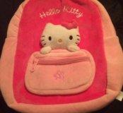 Детский рюкзак. Хело Китти