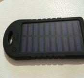 Зарядка солнечная Power bank