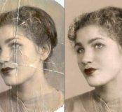 Реставрация и монтаж фото