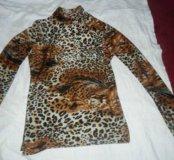 Тигровая кофта