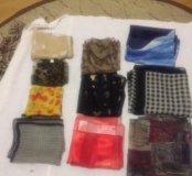 Платки и шарфы Летние женские